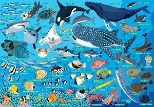【あす楽】 APO-25-108 ピクチュアパズル うみのなかまたち 35ピース パズル Puzzle 子供用 幼児 知育玩具 知育パズル 知育 ギフト 誕生日 プレゼント 誕生日プレゼント