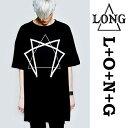 long clothing ロングクロージング EnneagramグラフィックTシャツ/パンクファッション ロック ファッション ロックtシャツ バンドtシャツ BOYLONDON ボーイロンドン (