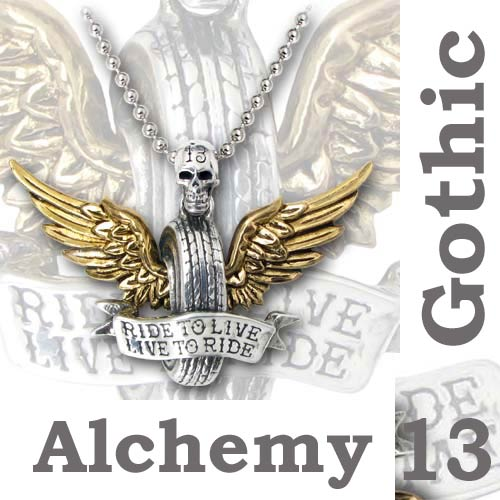 メンズ レディース アクセサリー ペンダント ネックレス ALCHEMY GOTHIC(アルケミーゴシック)メンズ ジュエリー ロックファッション パンクファッション マリア パンク ロック ヘビメタ ロカビリー ロックテイスト ゴシック ロック系