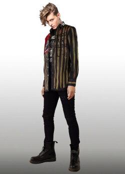 LOWLIFE(ローライフ)アナーキーシャツ
