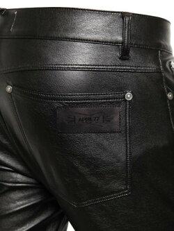 april77joeylezzerエイプリル77フェイクレザースキニーロックファッションスキニーパンツ黒スキニースキニーメンズジーンズメンズスキニーパンツ/スキニーロックパンクファッションモード系ロカビリーストレッチ