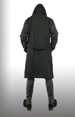 ライダースコートMA-1
