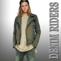 タイトなデニムライダースジャケットGジャンとライダースのいいとこ取り。COOLカジュアルデニムジャケットgジャンモードロックパンクファッションデニムライダースロックスタイルロックメンズアウタージージャンかっこいいカッコイイ通販
