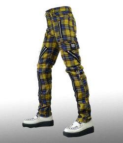 TIGEROFLONDONロックファッション