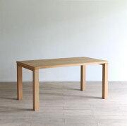 【1年保証】【ダイニングテーブル】【テーブル】【オーク】フォレスト52テーブル1800(ホワイトオーク)