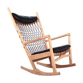 シェーカーロッキングチェア Shaker Rocking Chair 9166BA ハンス・J・ウェグナー Hans J. Wegner ラウンジチェア パーソナルチェア 北欧 【1年保証】【法人対応可】 デザイナーズ家具 リプロダクト ミッドセンチュリー
