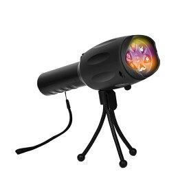 クリスマス プロジェクターライト 投影ライト led ライト イルミネーション 8曲内蔵 12枚フィルムセット付き ステージライト 置物ライト プロジェクションライト パーティー 雰囲気作り