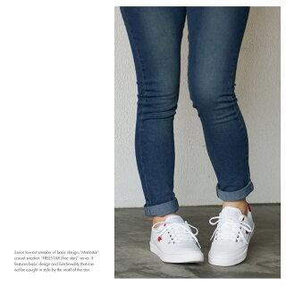 【送料無料】MOONSTAR軽量スニーカーレディースローカットジュニアキッズ運動靴通学紐靴星柄カジュアルレースアップシューズレディースシューズ歩きやすいおしゃれファッションムーンスターFREESTARカップインソール002