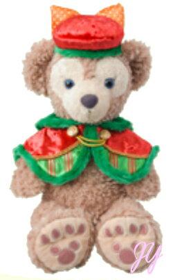 シェリーメイ パーフェクト・クリスマスコスチューム ダッフィーのクリスマス2015 X'mas 洋服【DISNEY】