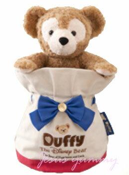 ダッフルバッグ Duffy ダッフィー シェリーメイ Sサイズ用 東京ディズニーリゾート お土産袋付き♪【DISNEY】