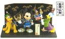 ディズニー 2017 五月人形 ミッキー&ドナルド&プルート こどもの日 東京ディズニーリゾートお土産袋付き♪【Disney】