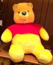 【予約販売】【パークで最高級】 くまのプーさん Pooh ぬいぐるみ パーク内で最高級 プーさん 東京ディズニーリゾートお土産袋付き♪【DISNEY】