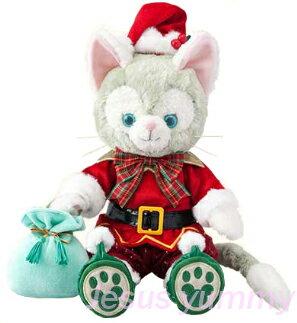 ジェラトーニ クリスマスコスチューム ぬいぐるみコスチュームセット Christmas2016スペシャルグッズ ダッフィーのクリスマス2016 X'mas 洋服 ディズニーシー限定 お土産袋つき【DISNEY】