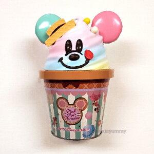 【予約販売】 ミッキー ミニー キャンディー 飴 Pink Pop Paradise アイス 缶ケース入り バレンタイン 東京ディズニーリゾート限定  お土産 お菓子 スウィーツ【DISNEY】