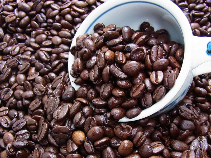 深煎り焙煎 アイスちょいにがアイスブレンド(1kg入) コーヒー豆:【RCP】【HLS_DU】