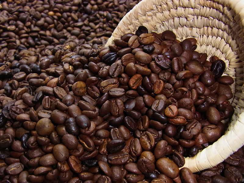 深煎り焙煎(深煎り15%)オリジナル・コクブレンド(1kg入) コーヒー豆:【RCP】【HLS_DU】