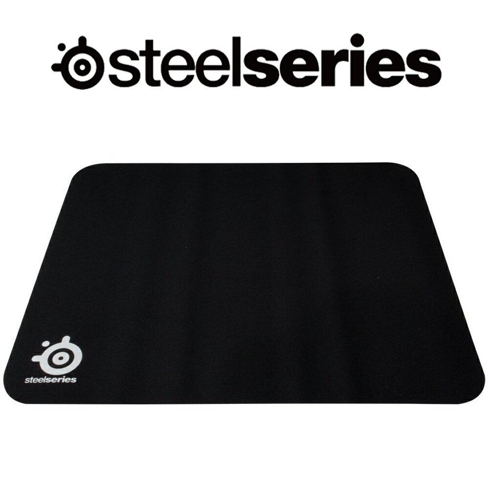※訳あり※ SteelSeries QcK マウスパッド 63004 ブラック マウス 布製マウスパッド ゲーミングマウスパッド スティールシリーズ