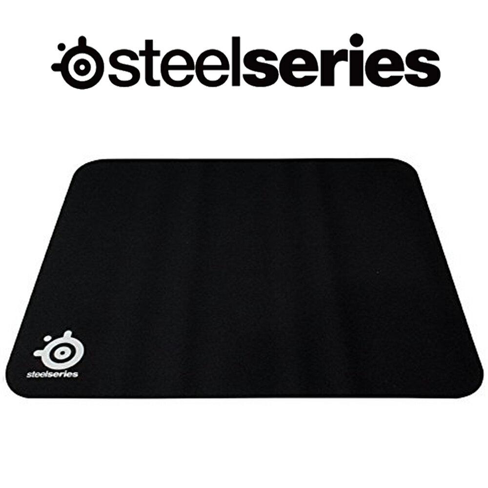 SteelSeries QcK マウスパッド 63003 ブラック マウス 布製マウスパッド ゲーミングマウスパッド スティールシリーズ