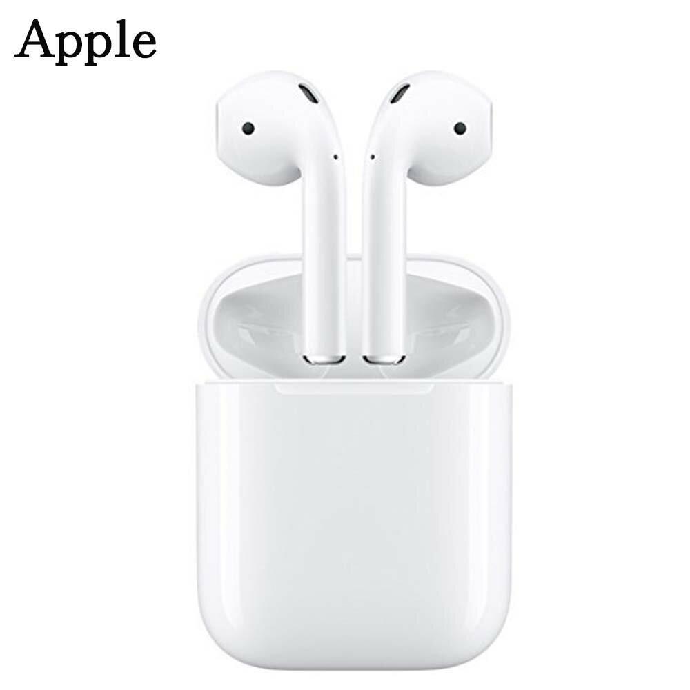 【最大28倍+200円クーポン発行中!6/20(水)限定】【送料無料】Apple AirPods 完全ワイヤレスイヤホン Bluetooth対応 マイク付き MMEF2J/A 純正 本体 Apple純正品 アップル エアーポッズ エアポッズ 新品