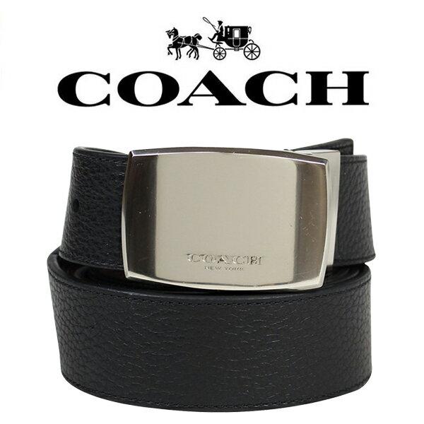 【送料無料】F64842 AQ0 コーチ COACH ファッション 小物 メンズ ベルト リバーシブル レザー アウトレット