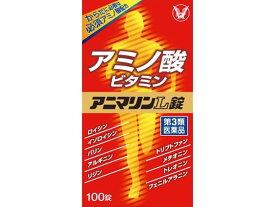 【第3類医薬品】薬)大正製薬/アニマリンL 100錠