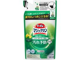 KAO/トイレマジックリン消臭洗浄スプレーツヤツヤコートシトラスミント詰替330ml