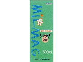 【第3類医薬品】薬)エムジーファーマ/ミルマグ液 600ml