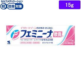 【第2類医薬品】薬)小林製薬/フェミニーナ軟膏S 15g