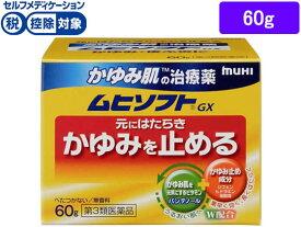 【第3類医薬品】薬)池田模範堂/かゆみ肌の治療薬 ムヒソフトGX 60g