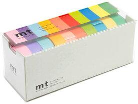 カモ井/mt 明るい色2 10色セット/MT10P003