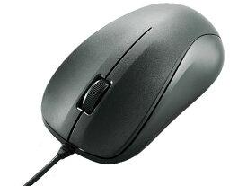 エレコム/光学式マウス 3ボタン ブラック/M-K6URBK/RS