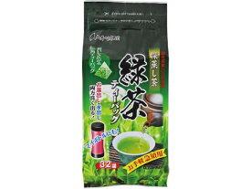 大井川茶園/お手軽急須用深蒸し茶 緑茶ティーバック32バッグ