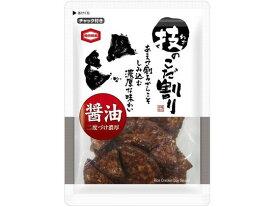 亀田製菓/技のこだ割り 醤油味 120g