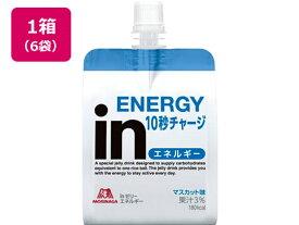 森永製菓/inゼリー エネルギー 180g×6袋