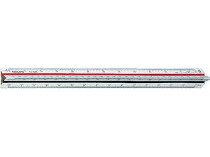 コクヨ/三角スケール 家屋用 竹芯 目盛り30cm/TZ-1501N