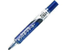 ぺんてる/ホワイトボードマーカー ノックル 細字 青/EMWLS-C