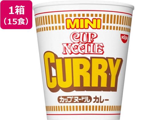 日清食品/カップヌードルミニ カレー 15食