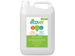 エコベール食器用洗剤 レモン 5L