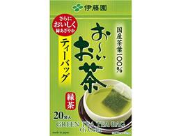 伊藤園/お〜いお茶 ティーバッグ 緑茶 2.0g×20パック