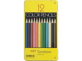トンボ/色鉛筆 12色セット/CB-NQ12C