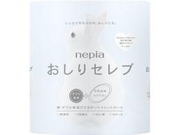 ネピア/おしりセレブ トイレットロール 35m ダブル 4ロール
