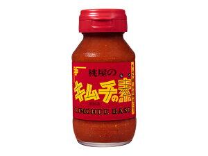 桃屋/キムチの素 190g