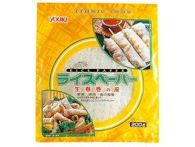 ユウキ食品/ライスペーパー 200g