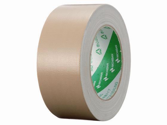 ニチバン/布粘着テープ 黄土 50mm×25m/102N7-50