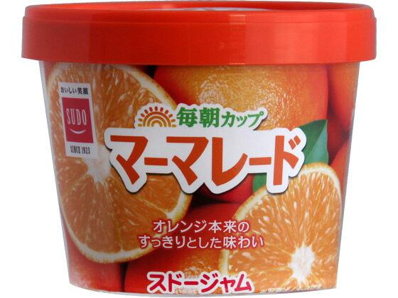 スドージャム/スドー 紙カップ オレンジマーマレード 135g