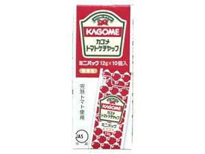 カゴメ/トマトケチャップ ミニパック 12g×10袋
