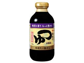 桃屋/つゆ大徳利 400ml