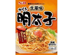 エスビー食品/生風味スパゲッティソース からし明太子 2食入り