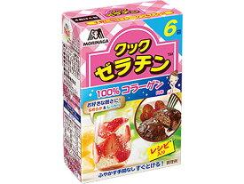 森永製菓/クックゼラチン 5g×6袋入