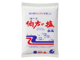 伯方塩業/伯方の塩(粗塩) 1kg